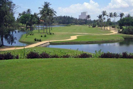 Sân golf không có tội! 4