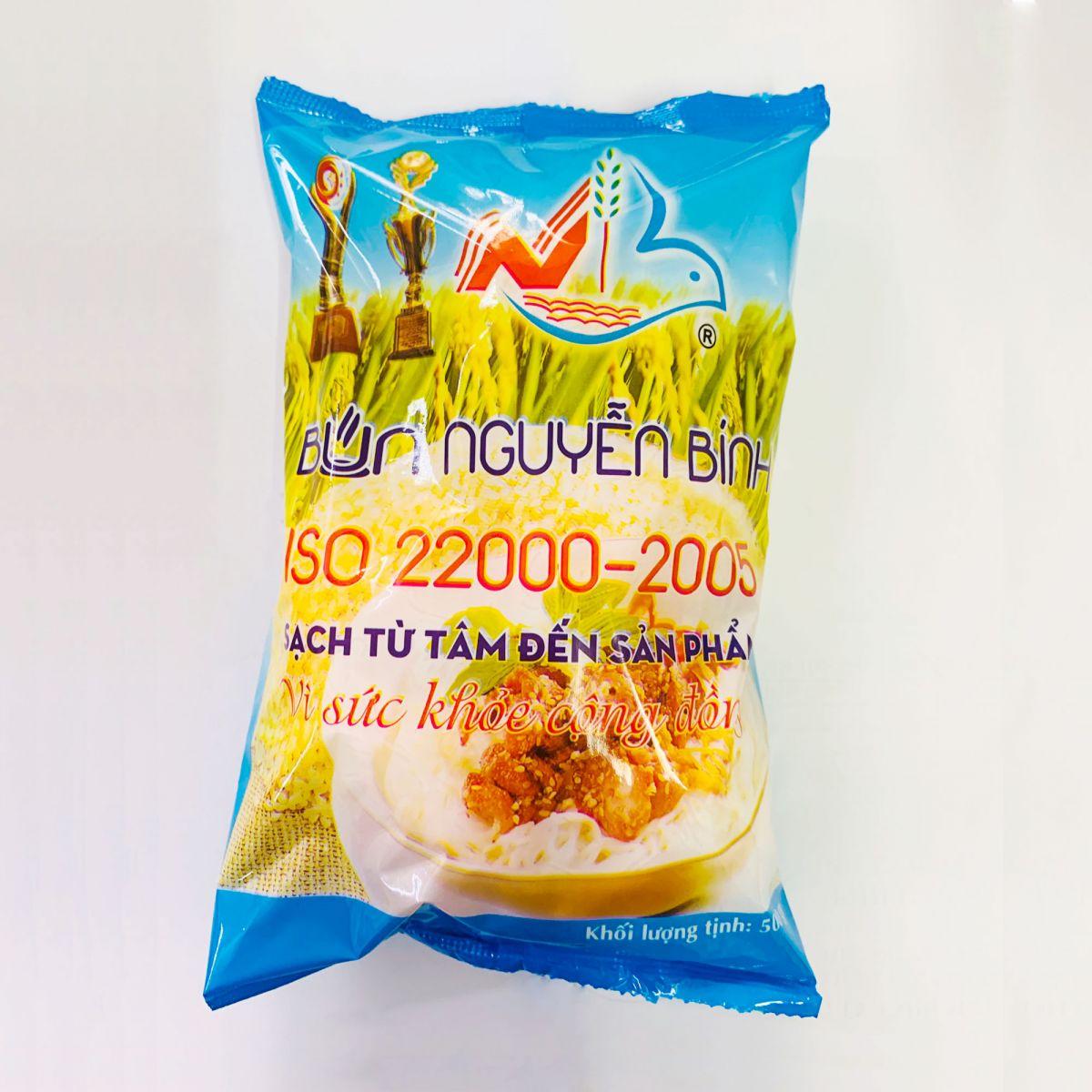 Sản phẩm được các cơ quan chức năng chứng nhận an toàn vệ sinh thực phẩm.