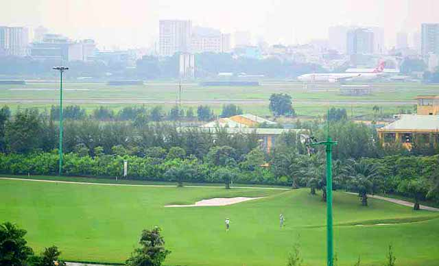 Sân golf không có tội! 8