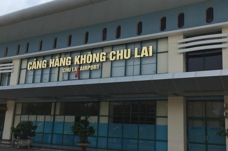 Đến lượt Quảng Nam đề nghị tạm dừng bay đi đến sân bay Chu Lai 2