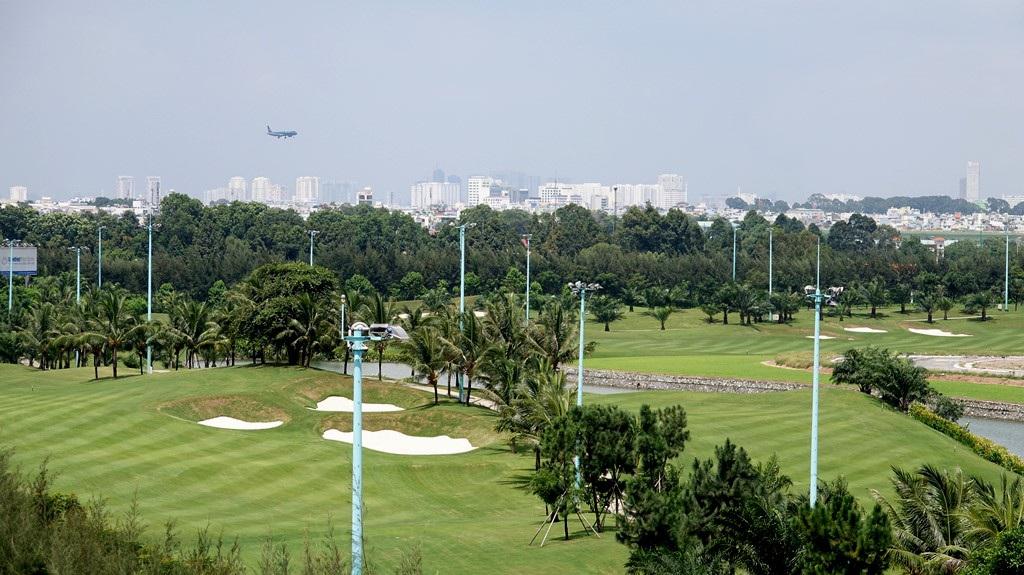 Sân golf không có tội! 2