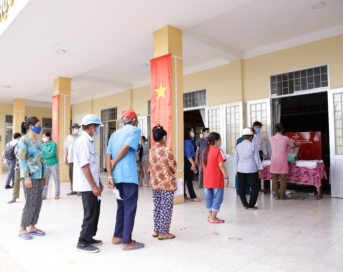 Tập đoàn Nam Long hỗ trợ hệ thống ATM gạo tại tỉnh Long An, tiếp sức cộng đồng cùng vượt khó 3