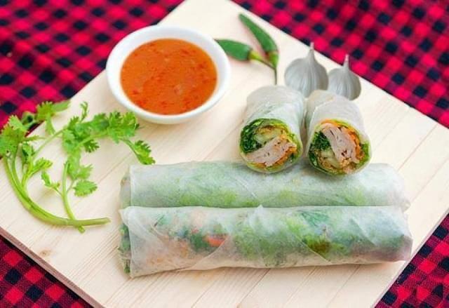Góc ẩm thực Bình Định giữa lòng Sài Gòn 7