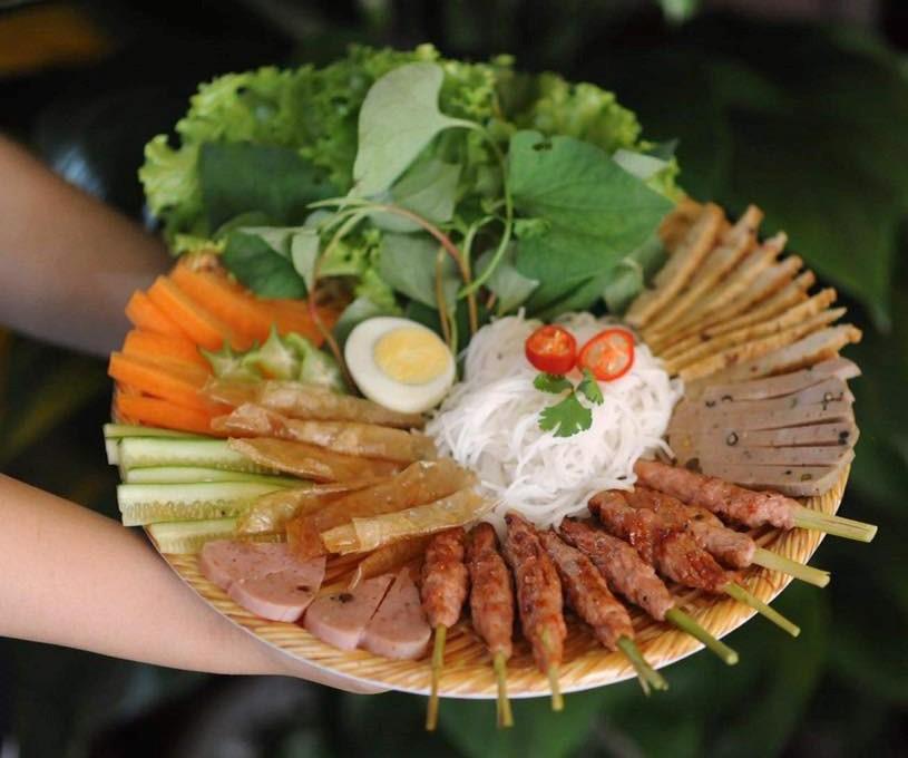 Góc ẩm thực Bình Định giữa lòng Sài Gòn 3