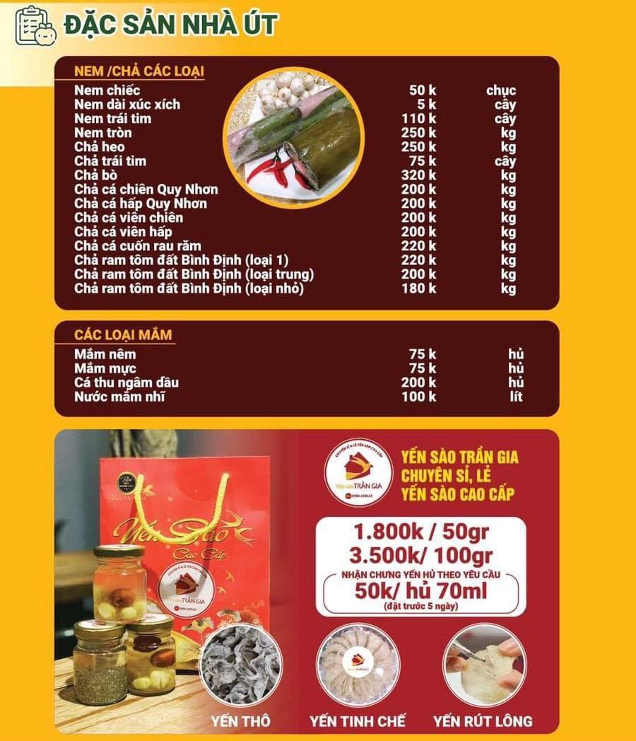 Góc ẩm thực Bình Định giữa lòng Sài Gòn 13