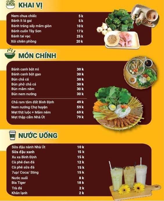 Góc ẩm thực Bình Định giữa lòng Sài Gòn 11