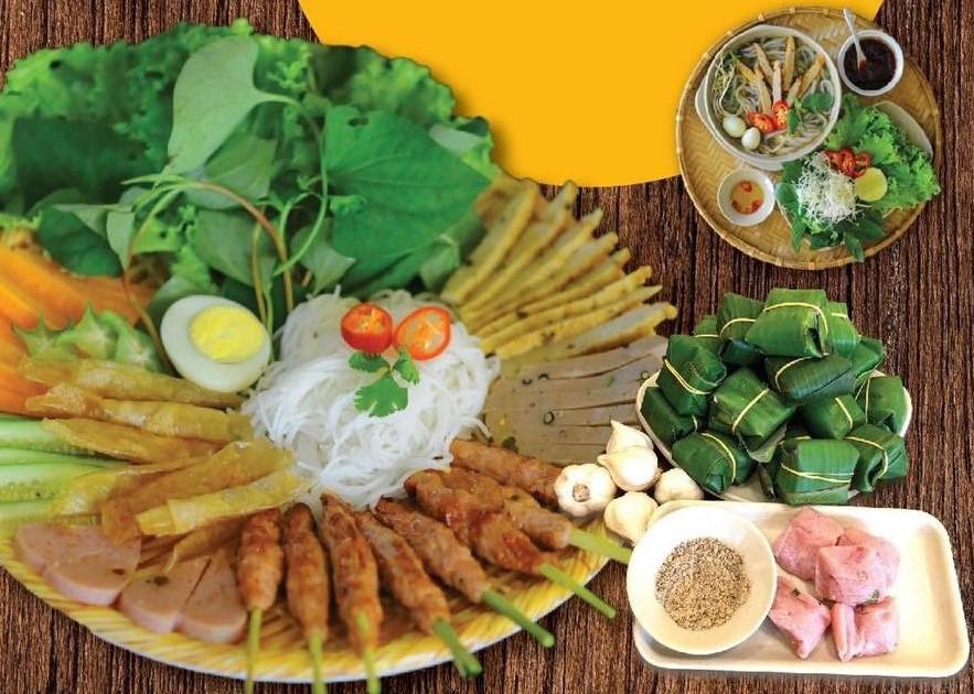 Góc ẩm thực Bình Định giữa lòng Sài Gòn 1