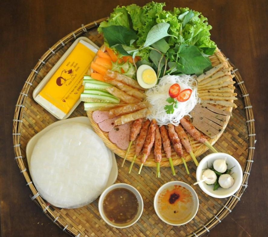 Góc ẩm thực Bình Định giữa lòng Sài Gòn 2