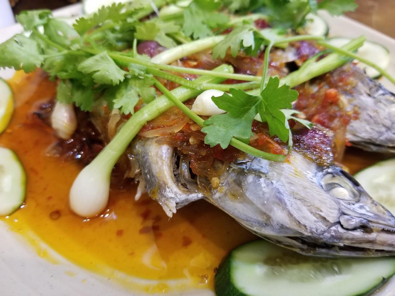 Góc ẩm thực Bình Định giữa lòng Sài Gòn 5