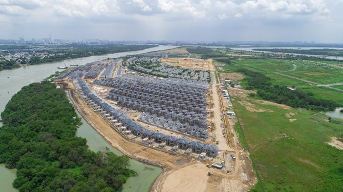 Hòa Bình thi công dự án hạ tầng tại Móng Cái, Quảng Ninh 2