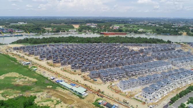 Hòa Bình thi công dự án hạ tầng tại Móng Cái, Quảng Ninh 3