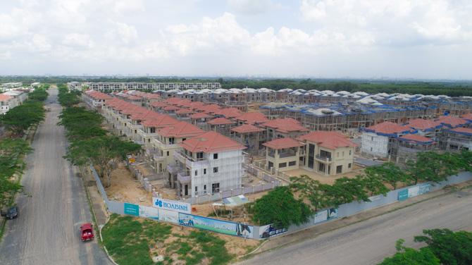 Hòa Bình thi công dự án hạ tầng tại Móng Cái, Quảng Ninh 1