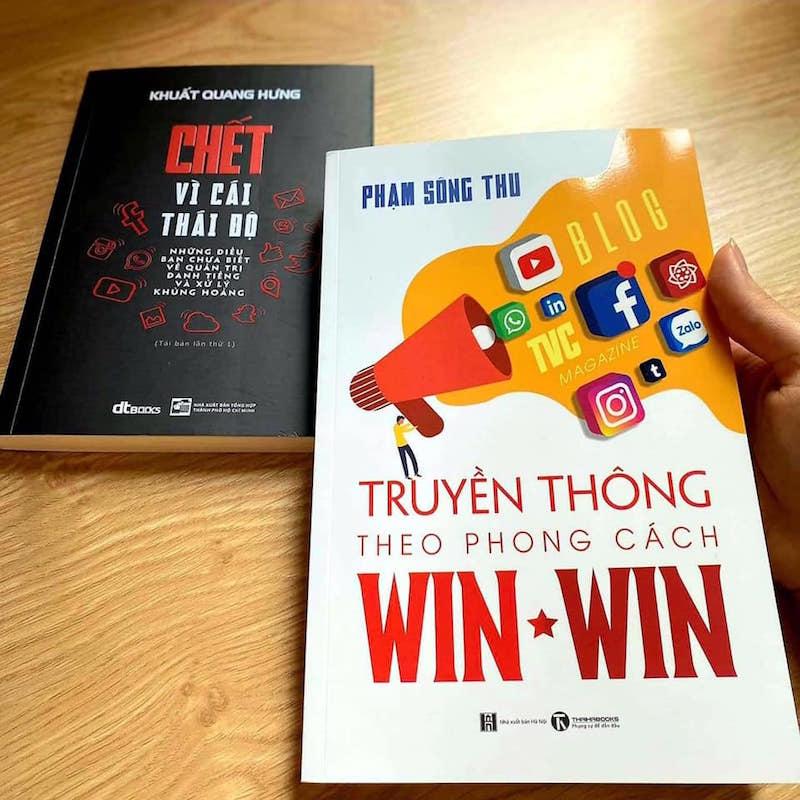 Truyền thông theo phong cách Win - Win của tác giả Phạm Sông Thu
