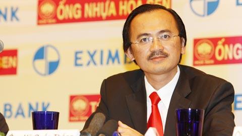 Ông Võ Quốc Thắng, Chủ tịch HĐQT Đồng Tâm Group