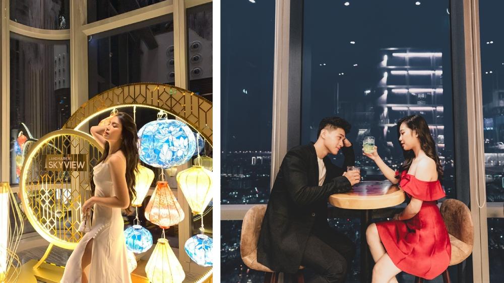 """Khám phá điểm """"trông trăng"""" hot nhất Sài thành dịp Trung thu 4"""