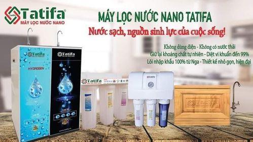 Thương hiệu máy lọc nước Nano Tatifa khai trương nhà phân phối đầu tiên tại phía Bắc 11