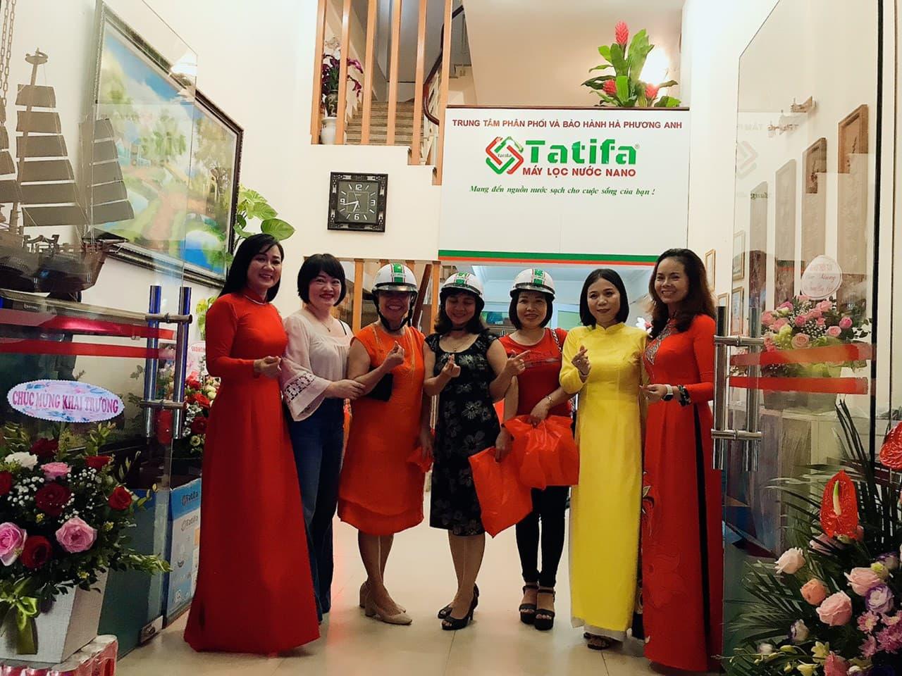 Thương hiệu máy lọc nước Nano Tatifa khai trương nhà phân phối đầu tiên tại phía Bắc 8
