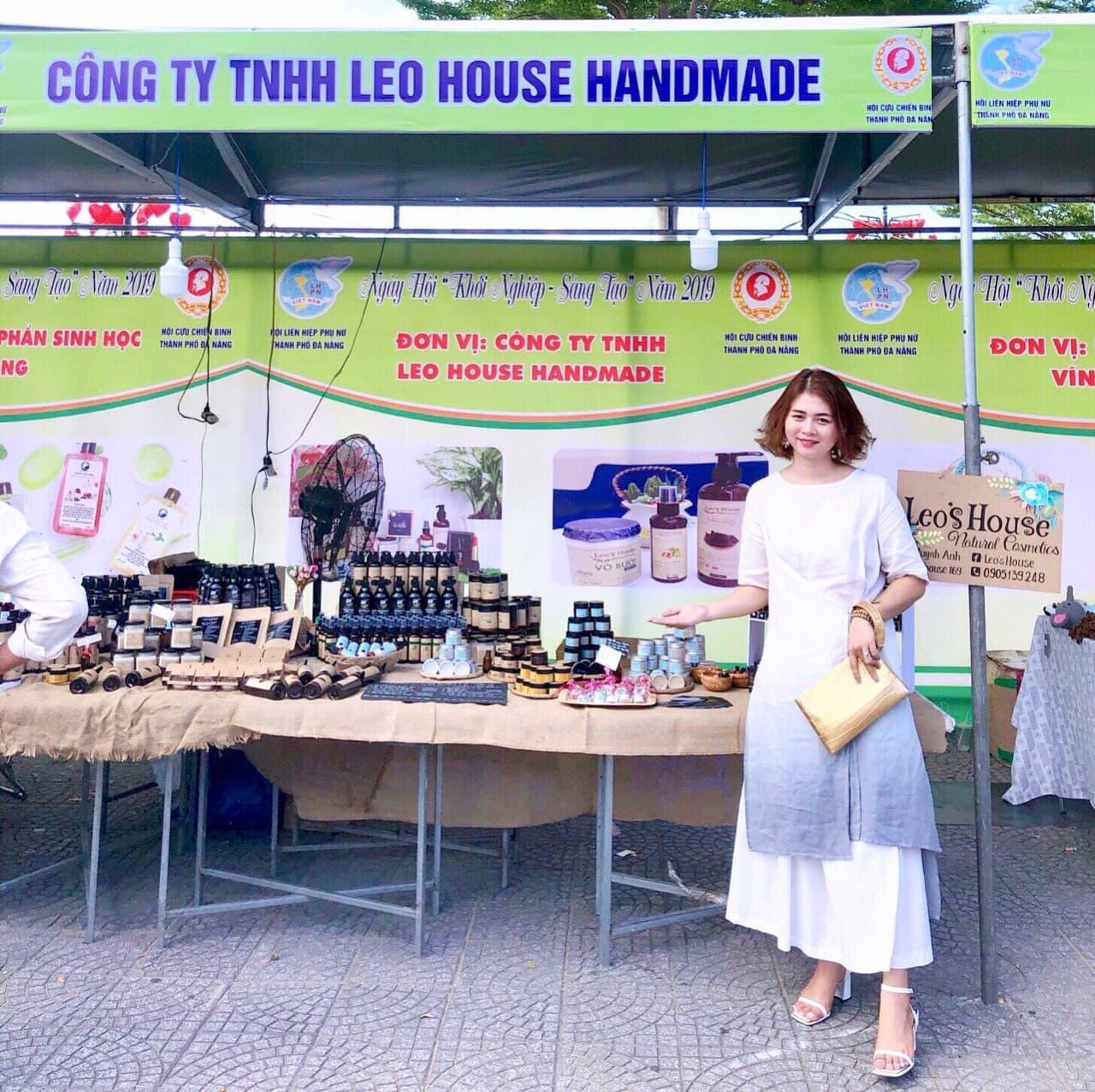 Cô nàng xứ Quảng lấn sang sân kinh doanh mới: Cà phê muối Leo 2