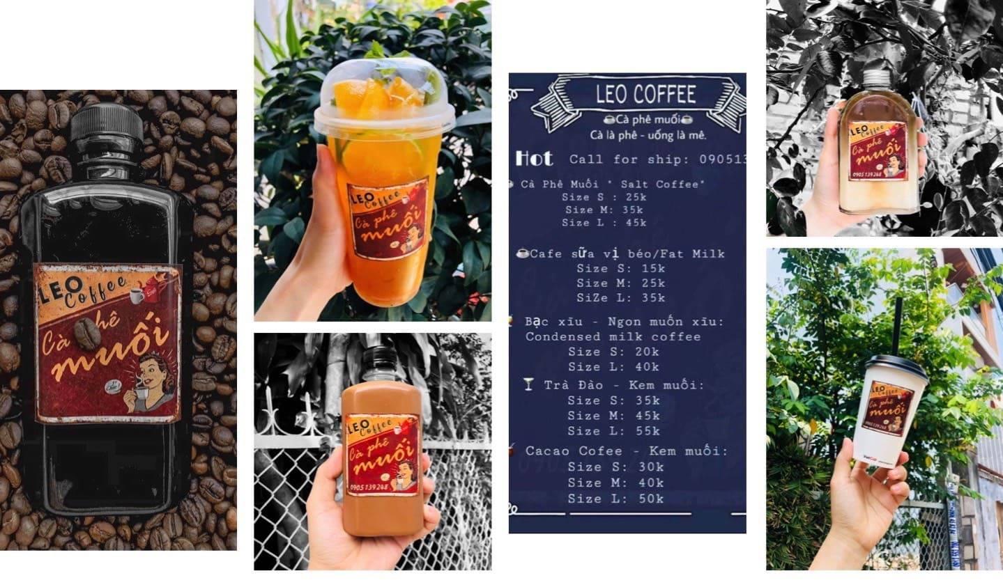 Cô nàng xứ Quảng lấn sang sân kinh doanh mới: Cà phê muối Leo 14
