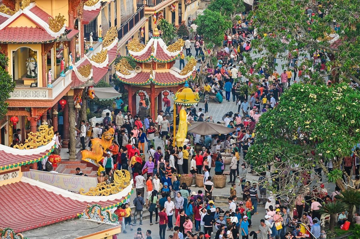 """Đừng bỏ quên những lễ hội đặc sắc ở """"đất Thánh"""" Tây Ninh 3"""