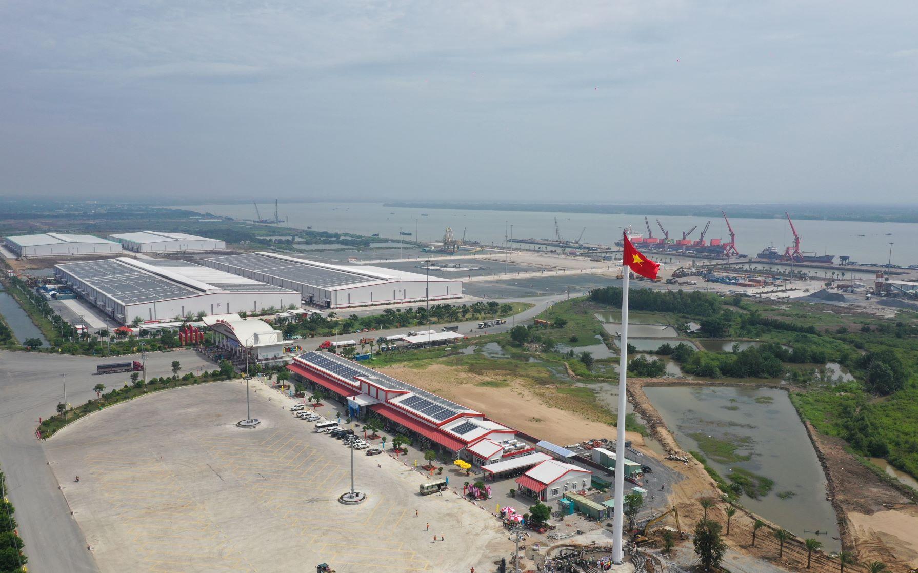 Đồng Tâm Group khánh thành giai đoạn 1 và khởi công giai đoạn 2 - Cảng Quốc tế Long An 8