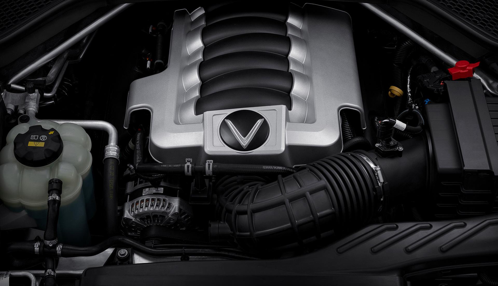 VinFast giới thiệu xe phiên bản giới hạn President 10