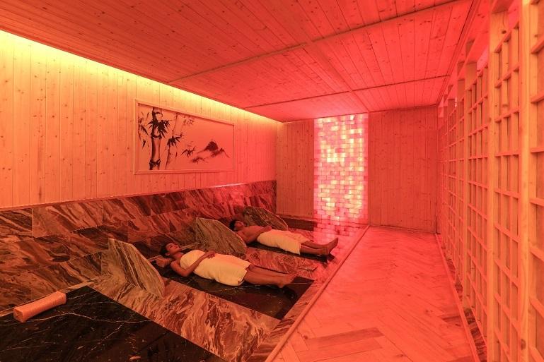 Bên trong khu onsen riêng tư sang chảnh tại Yoko Onsen Quang Hanh 11