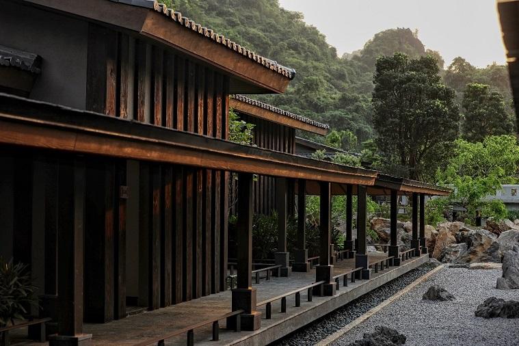 Bên trong khu onsen riêng tư sang chảnh tại Yoko Onsen Quang Hanh 6