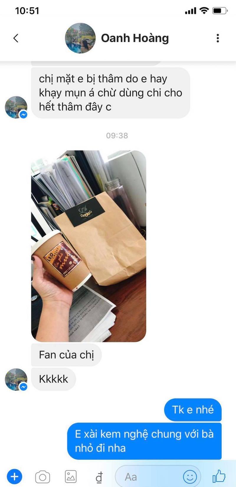 Cô nàng xứ Quảng lấn sang sân kinh doanh mới: Cà phê muối Leo 10