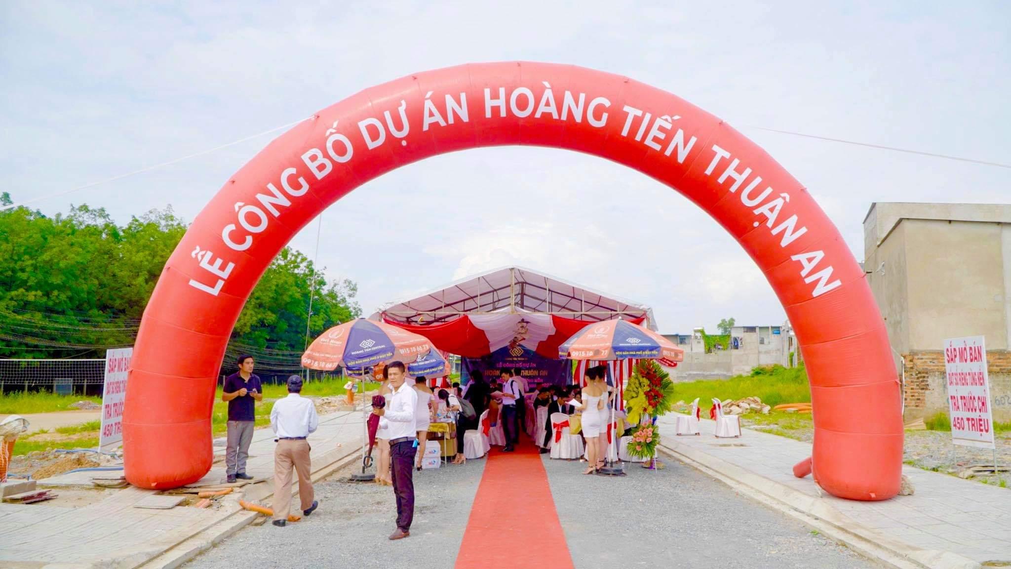 Đất TP. Thuận An, miếng bánh ngon cho nhà đầu tư 1