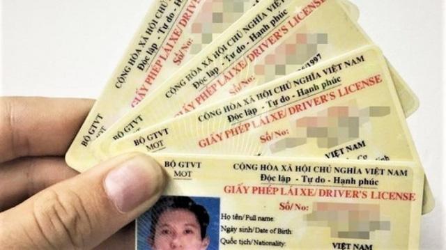 Nên để Bộ Công an hay Bộ GTVT cấp giấy phép lái xe? 3