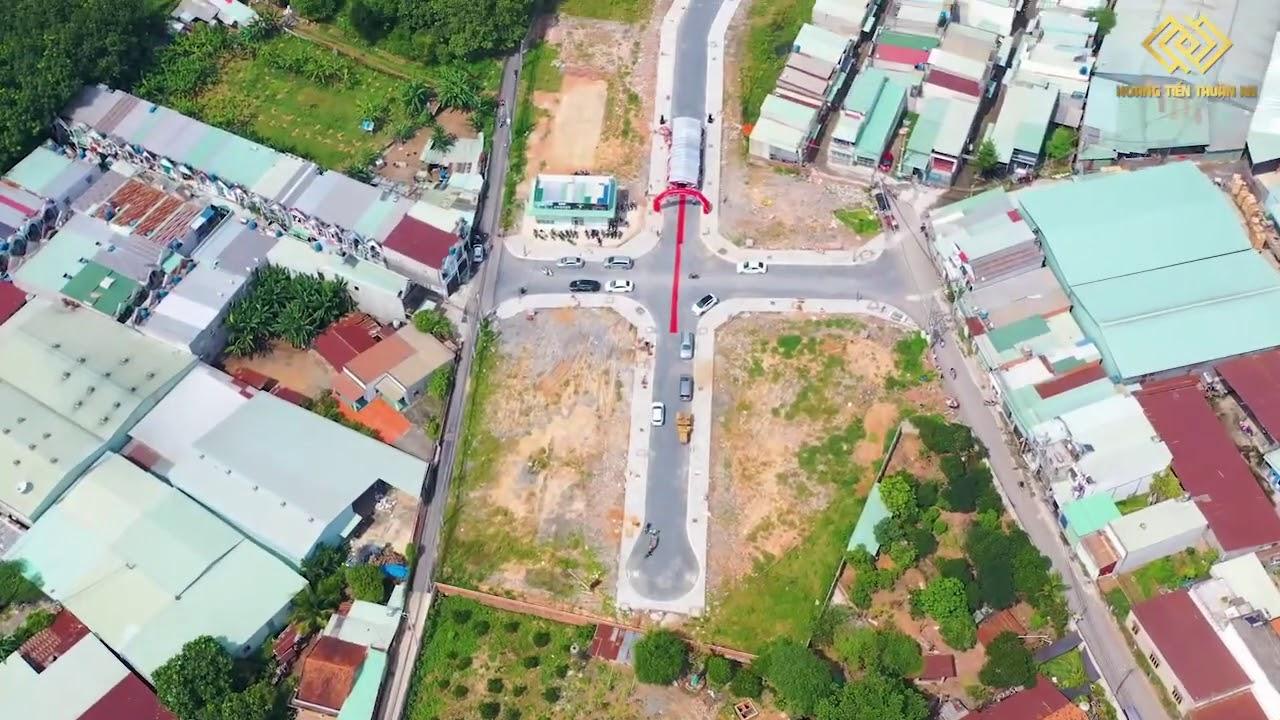 Dự án đất nền Hoàng Tiến Thuận An mới công bố từ 24–25 triệu/m2