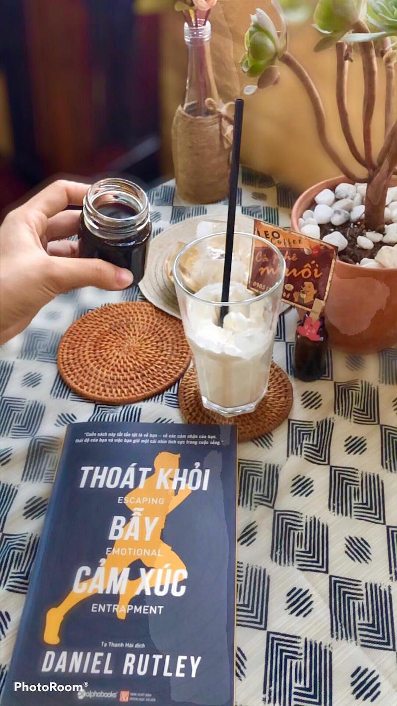 Cô nàng xứ Quảng lấn sang sân kinh doanh mới: Cà phê muối Leo 7