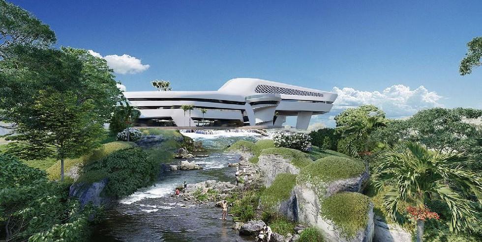 3 siêu dự án 5 tỷ USD sắp được Sunshine Group triển khai 1