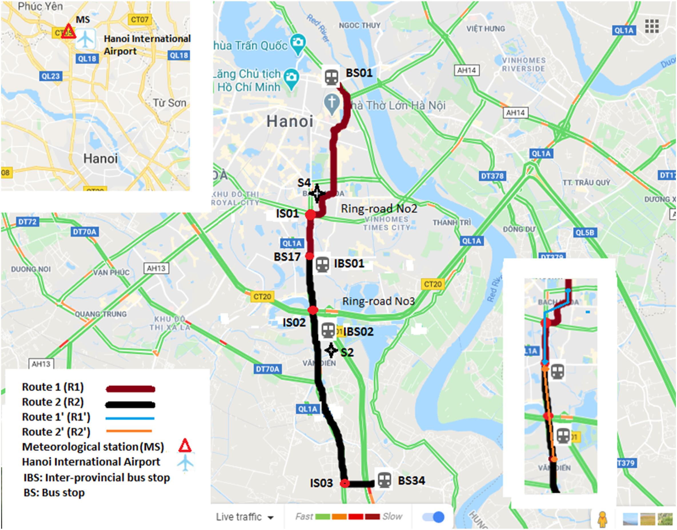 Nghiên cứu: Người đi xe máy ở Hà Nội đang bị phơi nhiễm carbon đen gấp 3 lần người đi xe bus 5