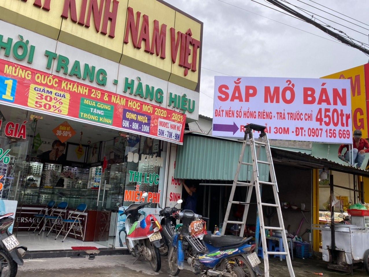 Cơn sốt đất thổ cư Thuận An đón sóng FDI 1
