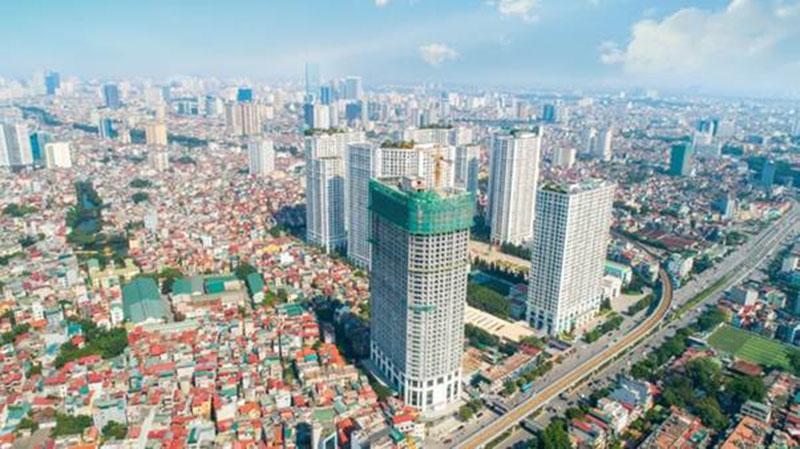 Giá bất động sản vẫn tiếp tục tăng.
