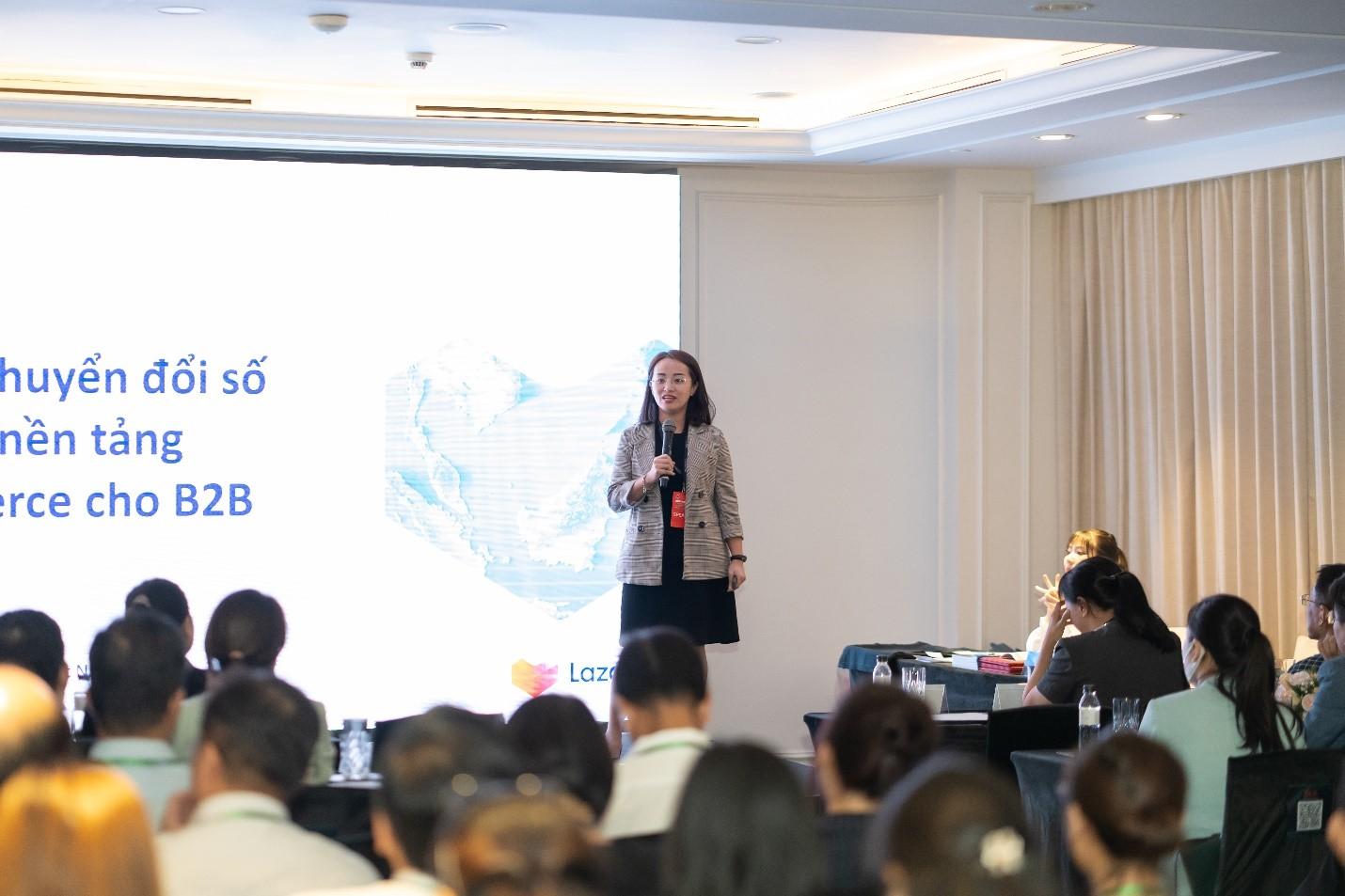 Buổi tọa đàm - kết nối doanh nghiệp: Giải pháp cho bài toán ứng dụng Marketing kỹ thuật số vào kinh doanh 3