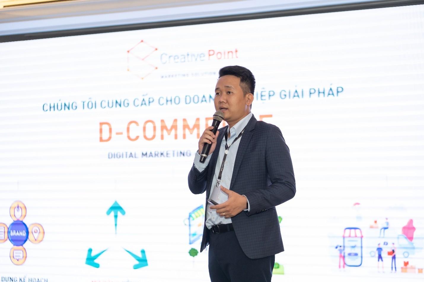Buổi tọa đàm - kết nối doanh nghiệp: Giải pháp cho bài toán ứng dụng Marketing kỹ thuật số vào kinh doanh 4