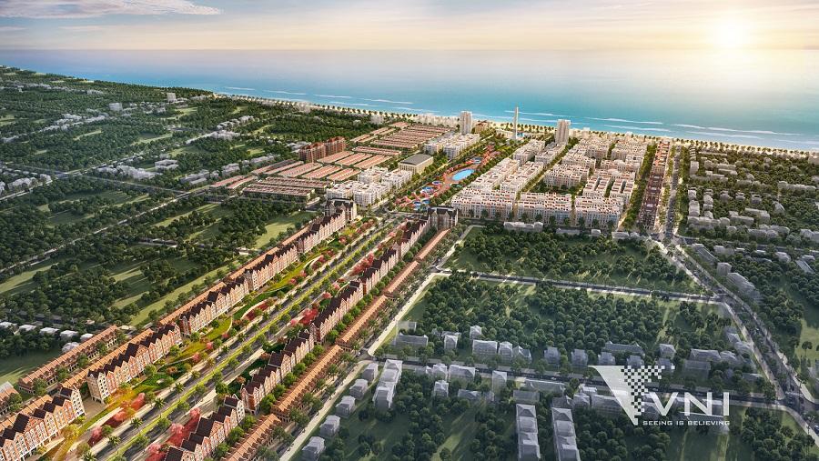 Sun Group khởi công dự án quảng trường biển và tổ hợp đô thị du lịch sinh thái, nghỉ dưỡng, vui chơi giải trí Sầm Sơn hơn 1 tỷ USD 2