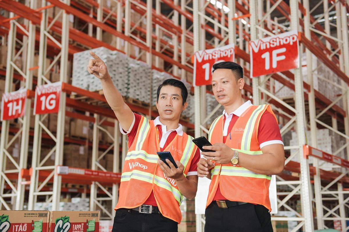Vingroup ra mắt ứng dụng VinShop - mô hình bán lẻ B2B2C lần đầu tiên tại Việt Nam 2