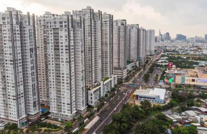 HoREA kiến nghị làm tầng lánh nạn trong chung cư cao tầng (ảnh minh họa)