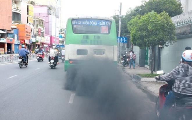 Xe bus điện: Khởi đầu một lối sống văn minh 1