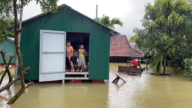 """Nhà phao tránh lụt """"ngon bổ rẻ""""! 3"""
