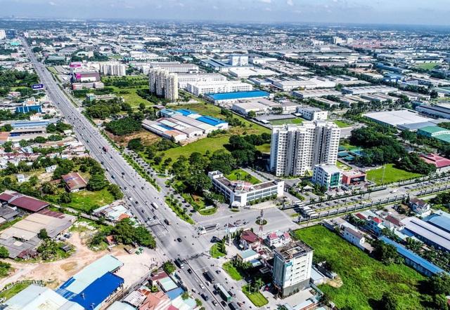 Nhà đầu tư đổ xô săn đất nền giá rẻ Thuận An 1