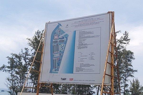 'Dự án Khu dịch vụ du lịch cộng đồng Biển Quê Hương thực hiện đúng quy định' 1