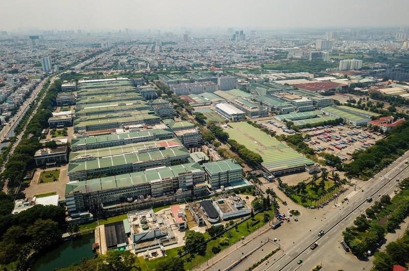 Đòn bẩy hạ tầng 'làm nóng' thị trường bất động sản khu Tây Sài Gòn 1