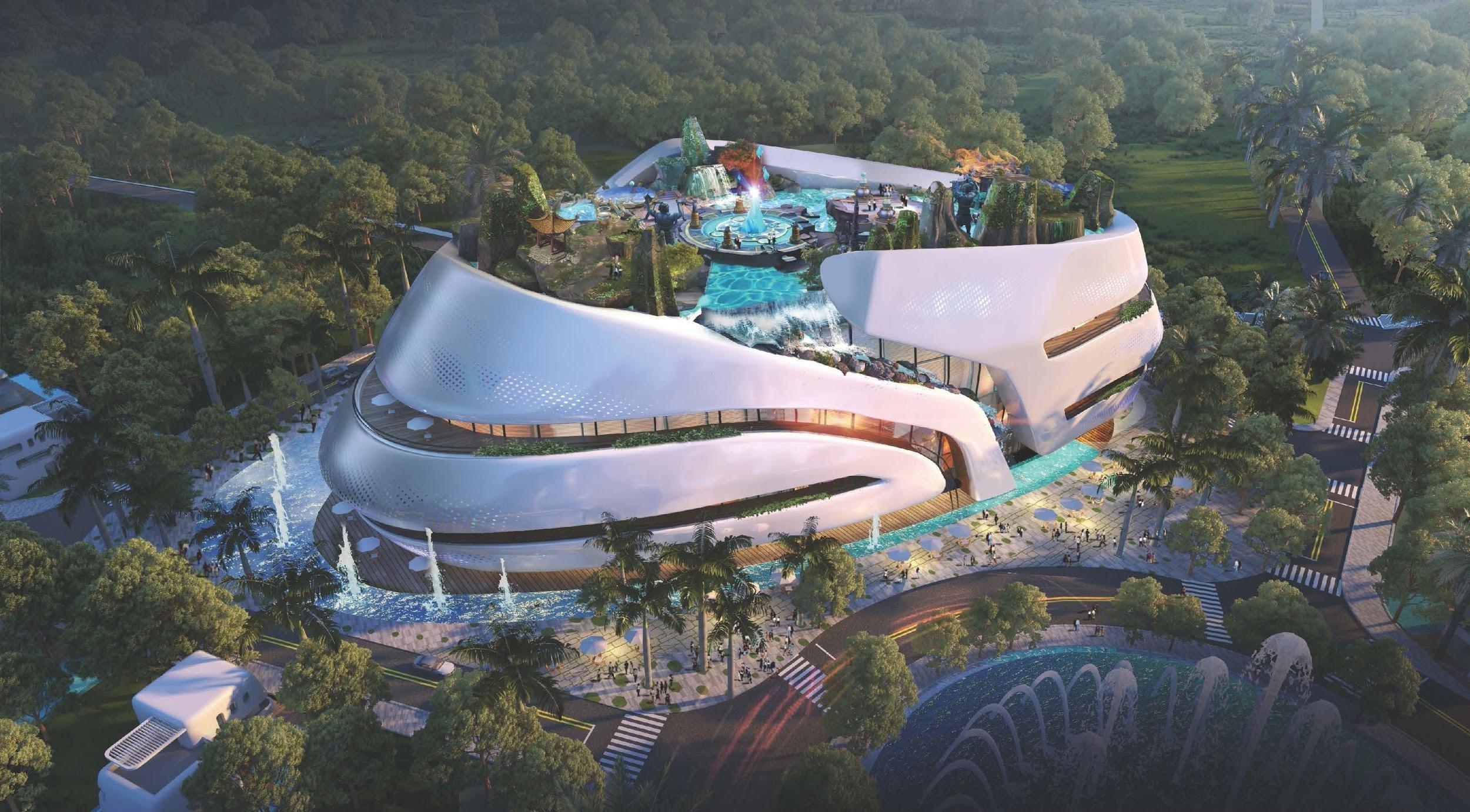 Sunshine Heritage của Sunshine Group sẽ góp phần giúp Hà Nội khai thác tốt tiềm năng kinh tế đêm, trở thành điểm hút khách trong và ngoài nước vui chơi, trải nghiệm, tận hưởng