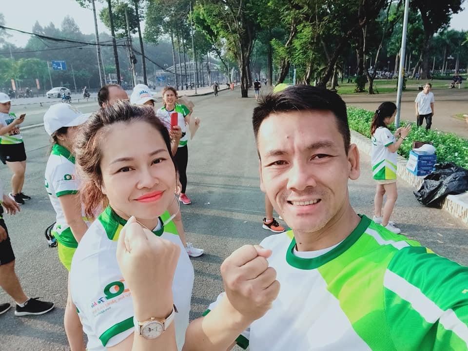 Cuộc thi chạy bộ 5h30 Marathon- ''Vì Miền Trung thân yêu'' 20