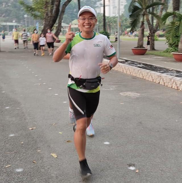 Cuộc thi chạy bộ 5h30 Marathon- ''Vì Miền Trung thân yêu'' 23